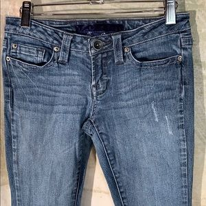 Woman's refuge jeans